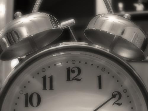 Clock - from flickr user laffy4k