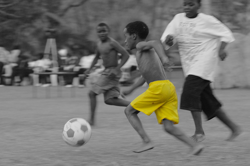 Football - from flickr user mosilager